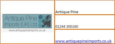 Busi Antique Pine
