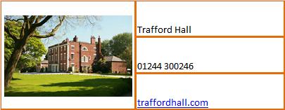 Busi Trafford Hall