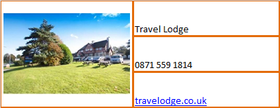 Busi Travel Lodge